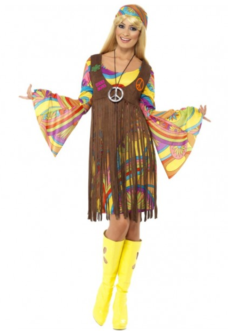 1960s Groovy Lady - S