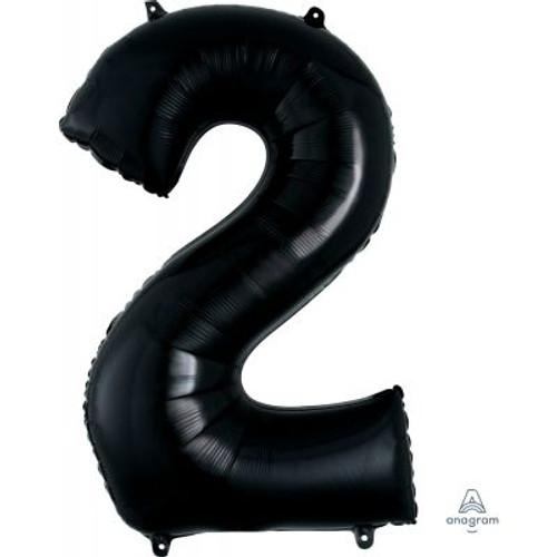 Number 2 Megaloon - Black