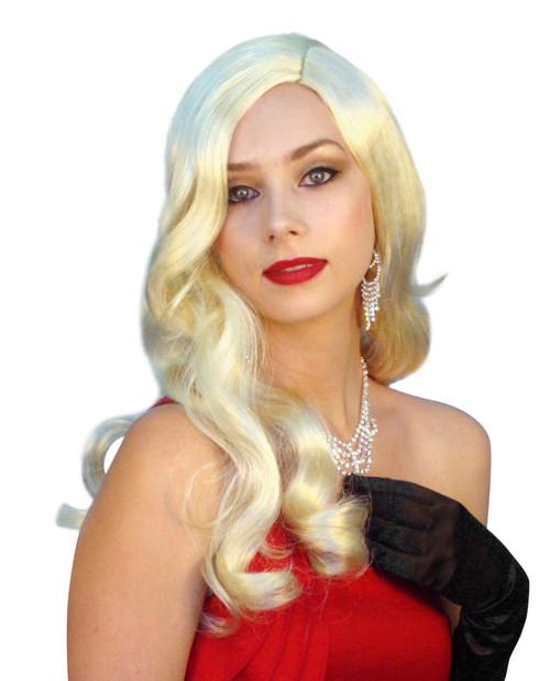 Rita Blonde Glamour Wig
