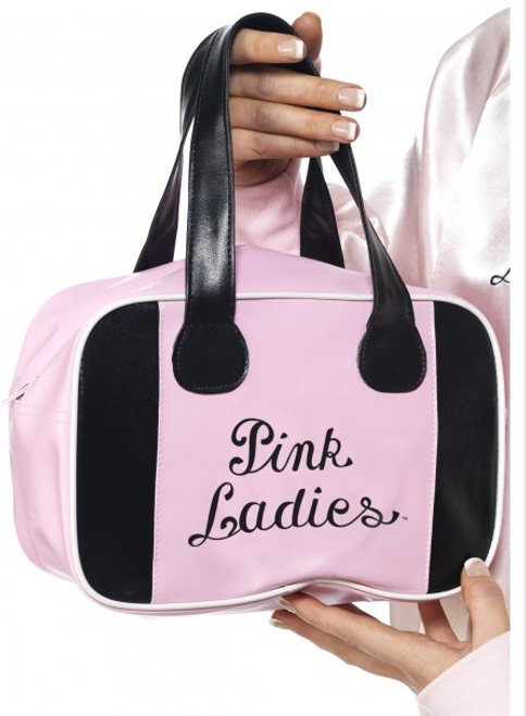 Pink Lady Bowling Bag