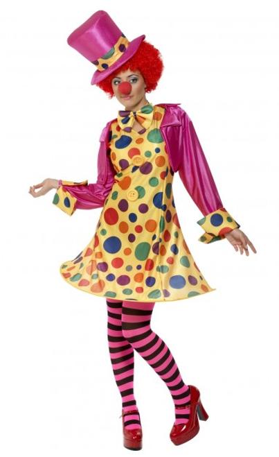 Clown Lady Costume - M