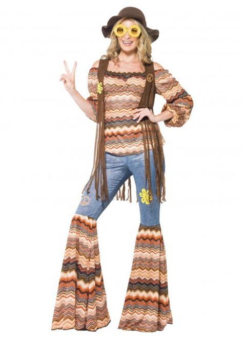 Harmony Hippie Costume - S