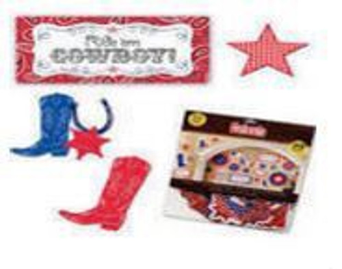 Western Value Pack Cutouts