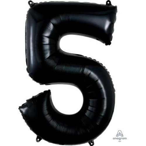 Number 5 Megaloon - Black