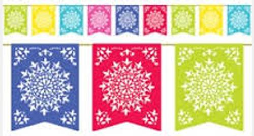 Fiesta Del Sol Flag Banner