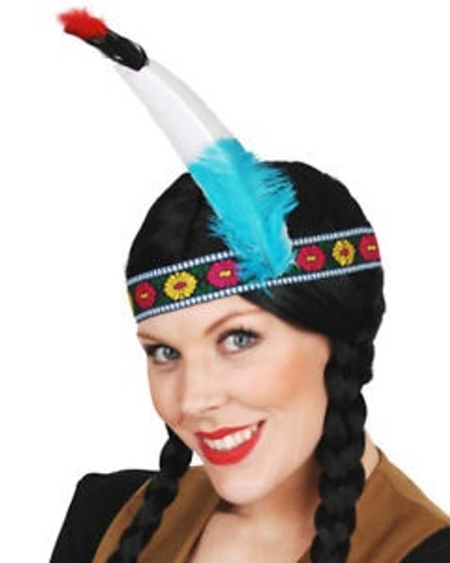Indian Single Feather Headpiece