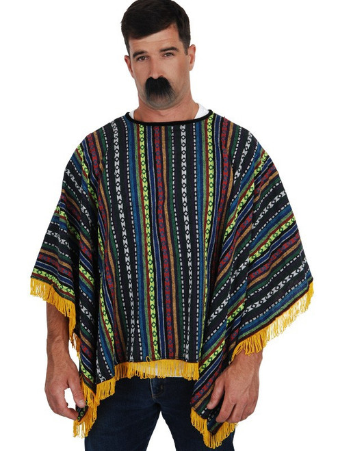 Deluxe Mexican Poncho