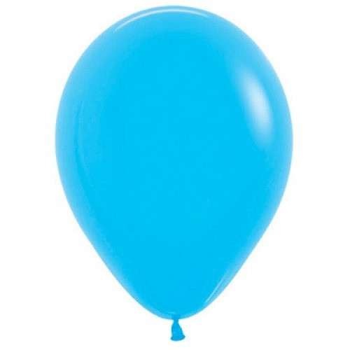 Decrotex Fashion Blue 30cm Balloons - 25 Pack