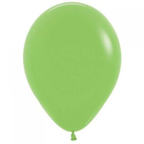 Decrotex Fashion Lime Green 30cm Balloons - 25 Pack