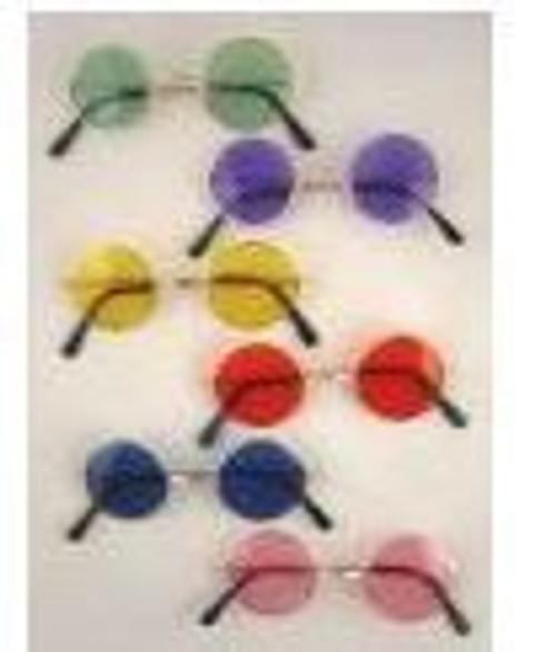 Glasses John Lennon 1960's Asst Colours
