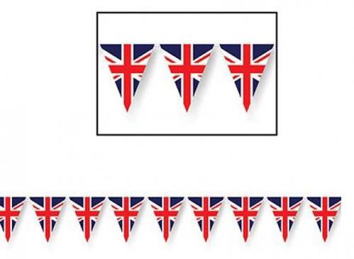 British Union Jack Pennant Flag Banner
