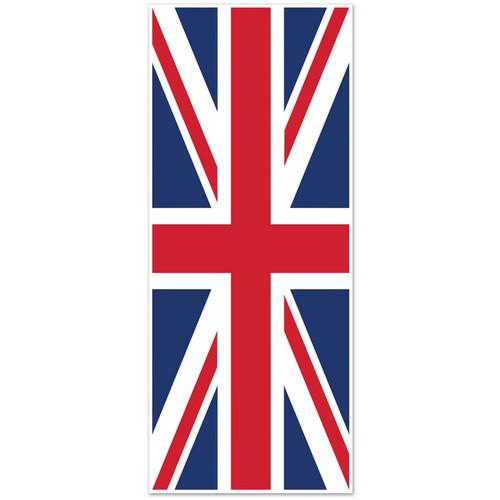 British Union Jack Door Cover
