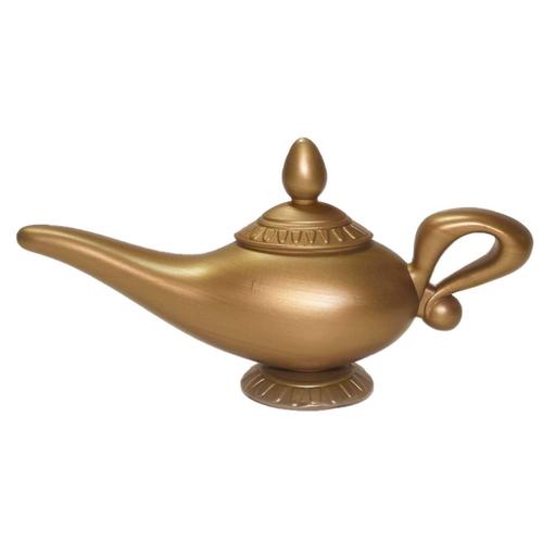 Arabian Nights Genie Lamp