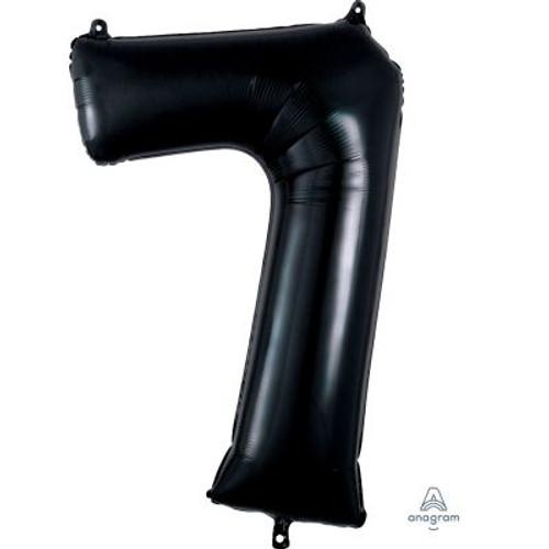 Number 7 Megaloon - Black
