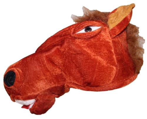 Horse Head Hat