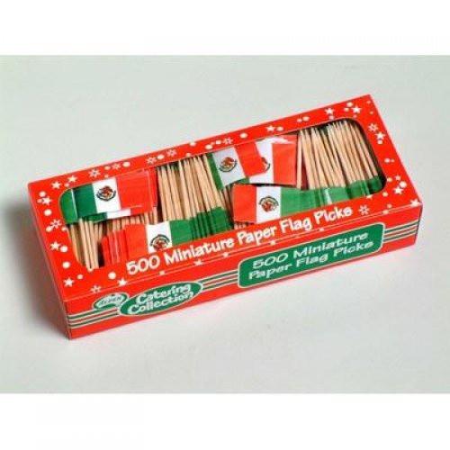 Mexican Flag Picks