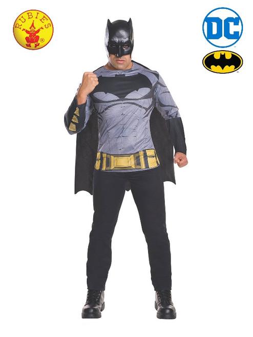Batman Dawn of Justice Costume Top, Adult - XL
