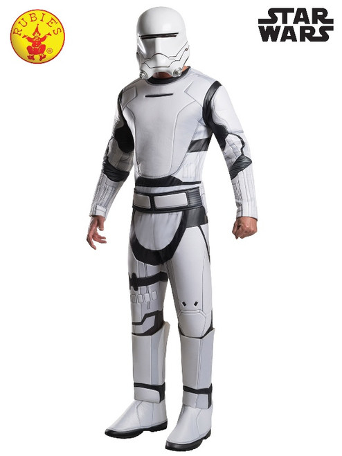 Flametrooper Deluxe Costume, Adult - STD