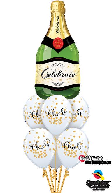 Cheers to You! - General Balloon Arrangement