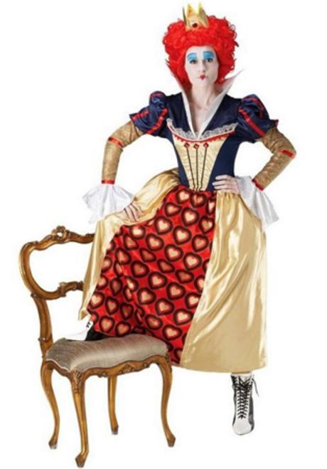 Alice in Wonderland - Red Queen - M