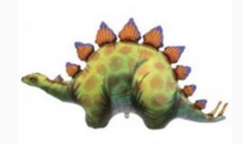 Stegosaurus Dinosaur Supershape Balloon