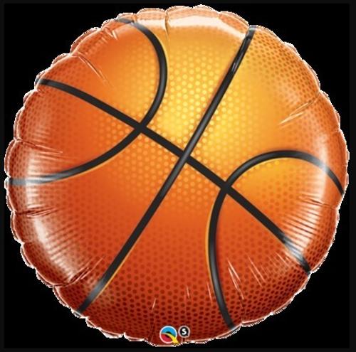 Basket Ball Foil Super Shape Balloon