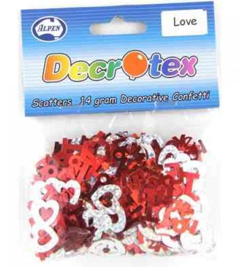Scatters I Love You - 14g
