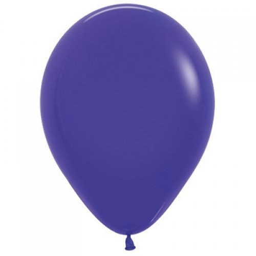 Decrotex Fashion Purple 30cm Balloons - 25 Pack