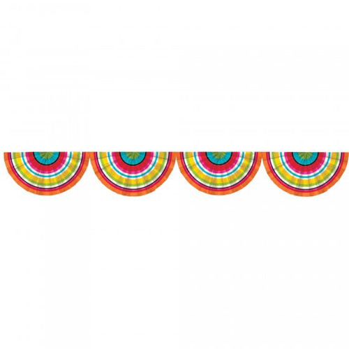 Fiesta Serape Garland Bunting