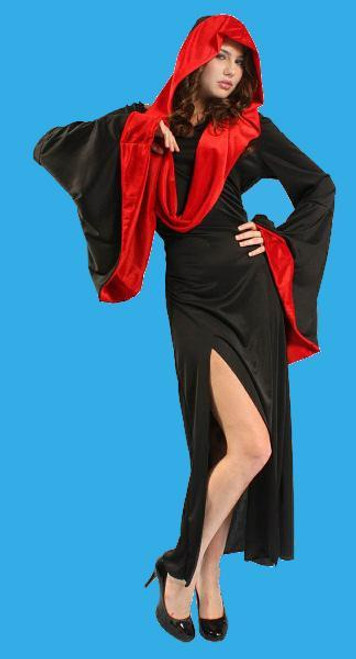 Witch - Winsome Gothic Costume - S