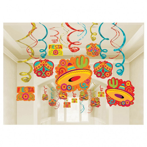 Fiesta Swirls Mega Value Pack