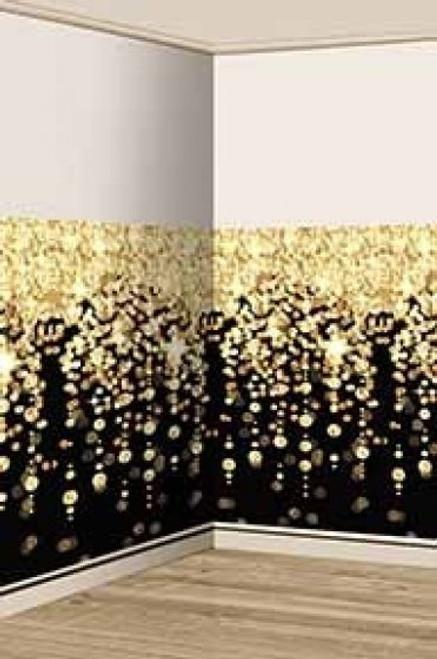 Glitz & Glam Cascading Lights Scene Setter Room Roll