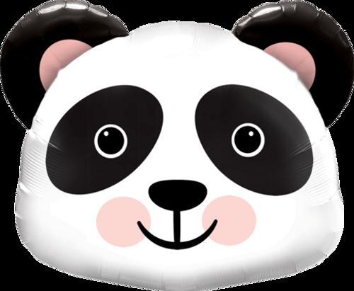 Precious Panda Supershape Foil Balloon