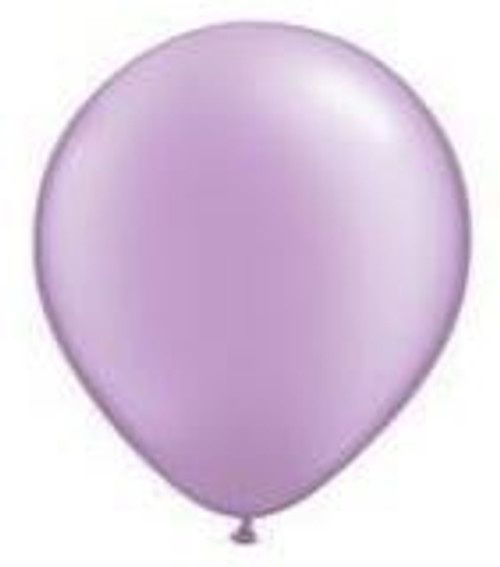 Pearl Lavender 12cm Balloons - Pack of 100