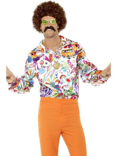 60s Groovy Shirt - L