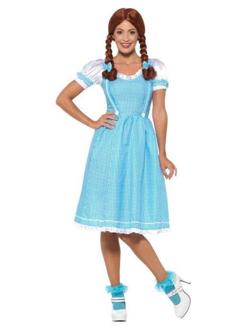 Kansas Country Girl Costume - L