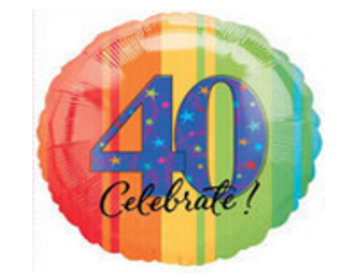 A Year To Celebrate 40