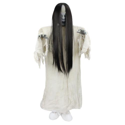 Creepy Standing Girl Halloween Decoration