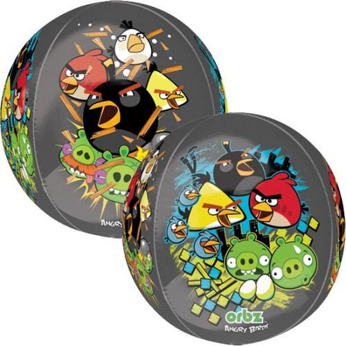 Angry Birds Orbz