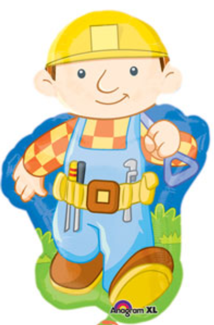 Bob the Builder Supershape Balloon
