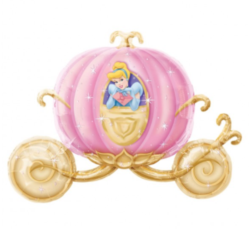 Cinderella Disney Princess Supershape Balloon