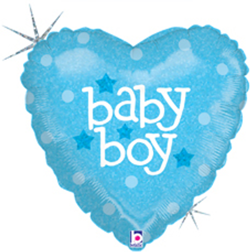 Baby Boy Super Shape Balloon