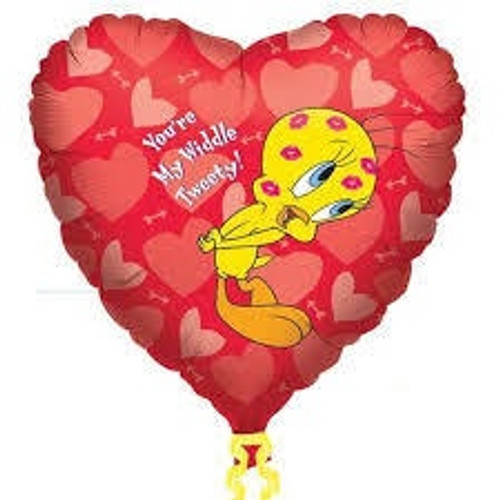 You're My Widdle Tweety! Supershape Balloon