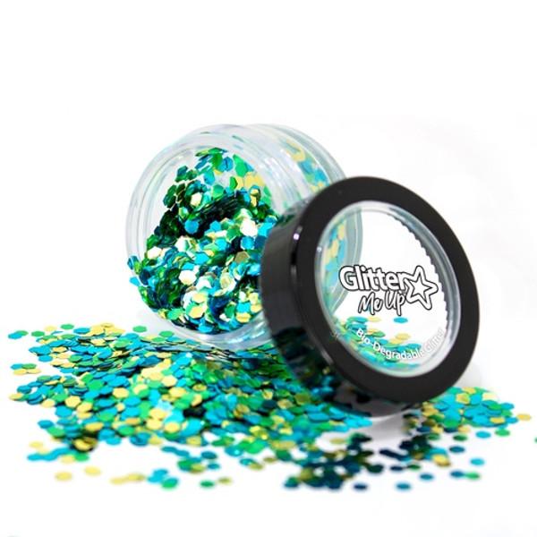 Bio Degradable Loose Glitter Blend - Sea Horse