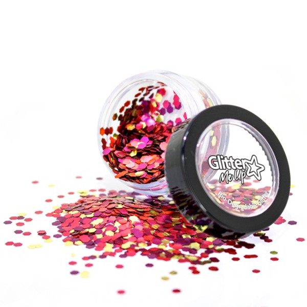 Bio Degradable Loose Glitter Blend - Sea Urchin