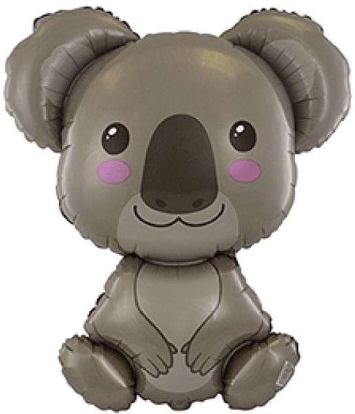 Koala Foil Supershape Balloon