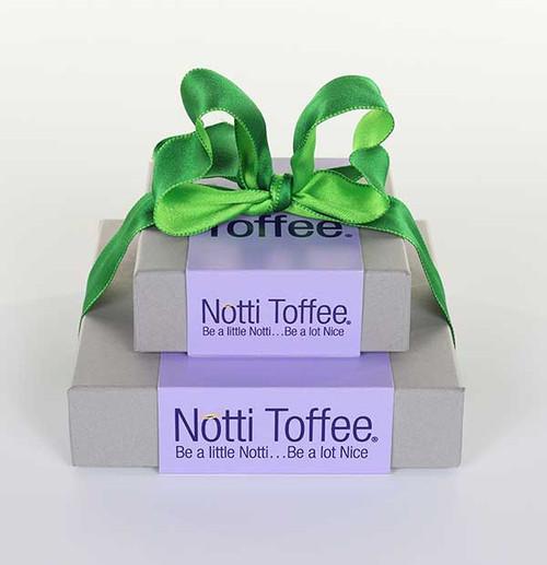 Notti Toffee Butterscotch Pretzel 1 Pound Box