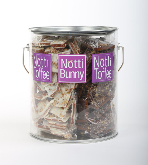 Big and Notti Bunny Pail