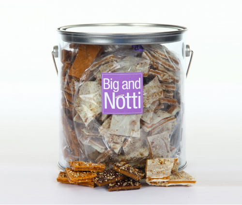 Notti Toffee Large 3lb Pail