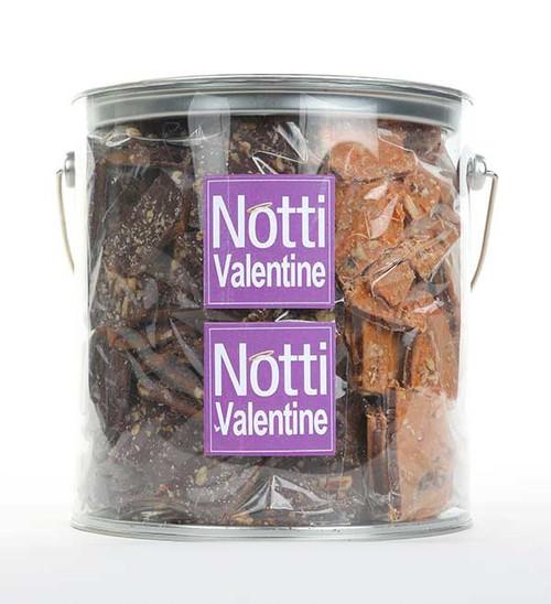 Notti Toffee Valentine 3 Pound Pail